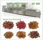 Industrial Microwave Heating Food Sterilization Equipment 22KW Hotel Use